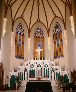 ICC altar